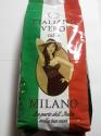 Кофе в зернах Italiano Vero Milano 1 kg.