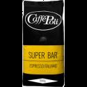 Кава в зернах Caffe Poli Superbar 1 kg.
