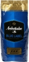 Кофе в зернах Ambassador Blue Label 1kg.